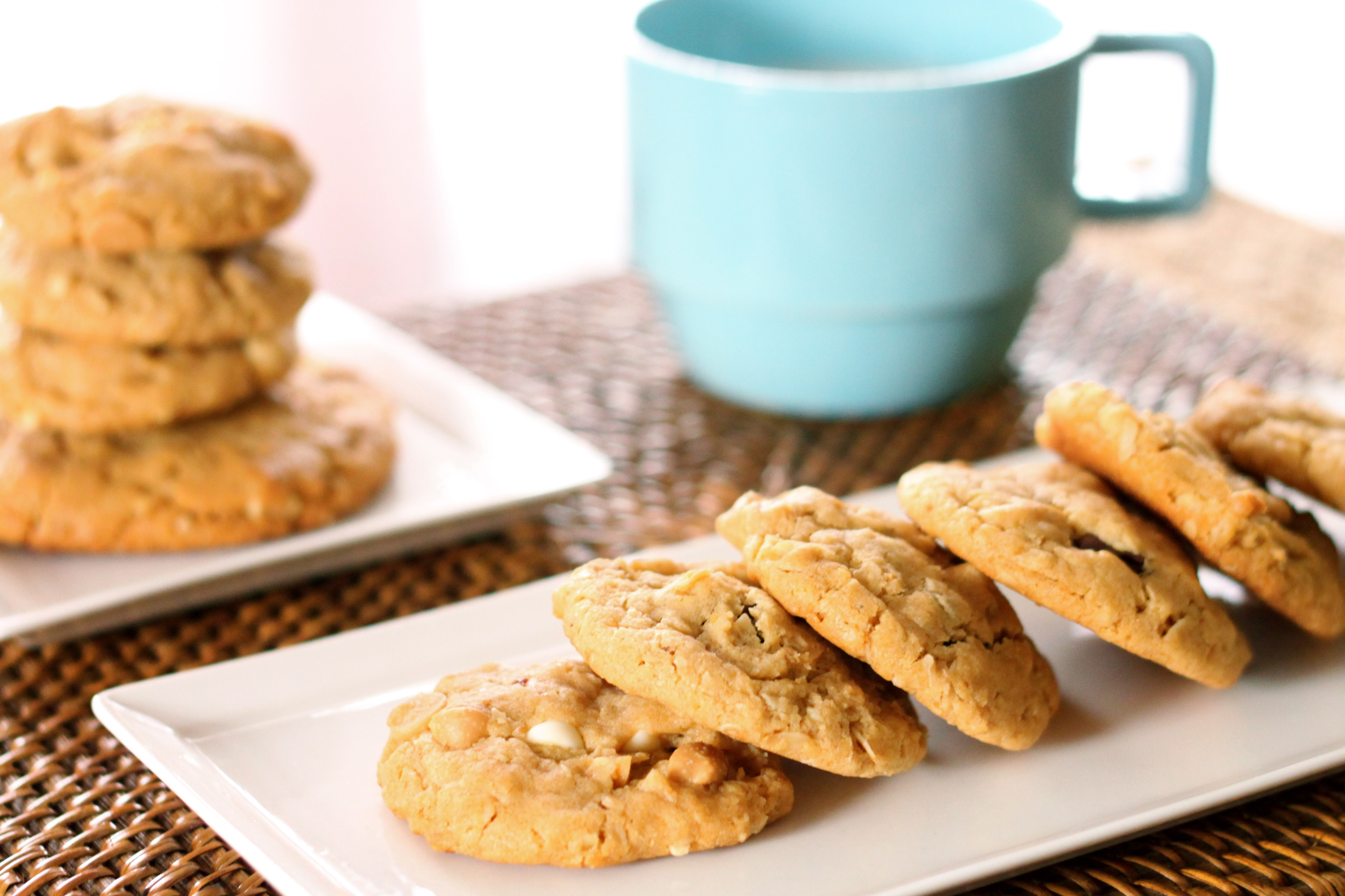 Ultimate Oatmeal Peanut Butter Cookies