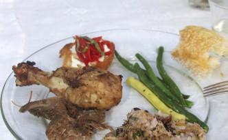 Main Dishes - Cold Maple Mustard Chicken Drumsticks